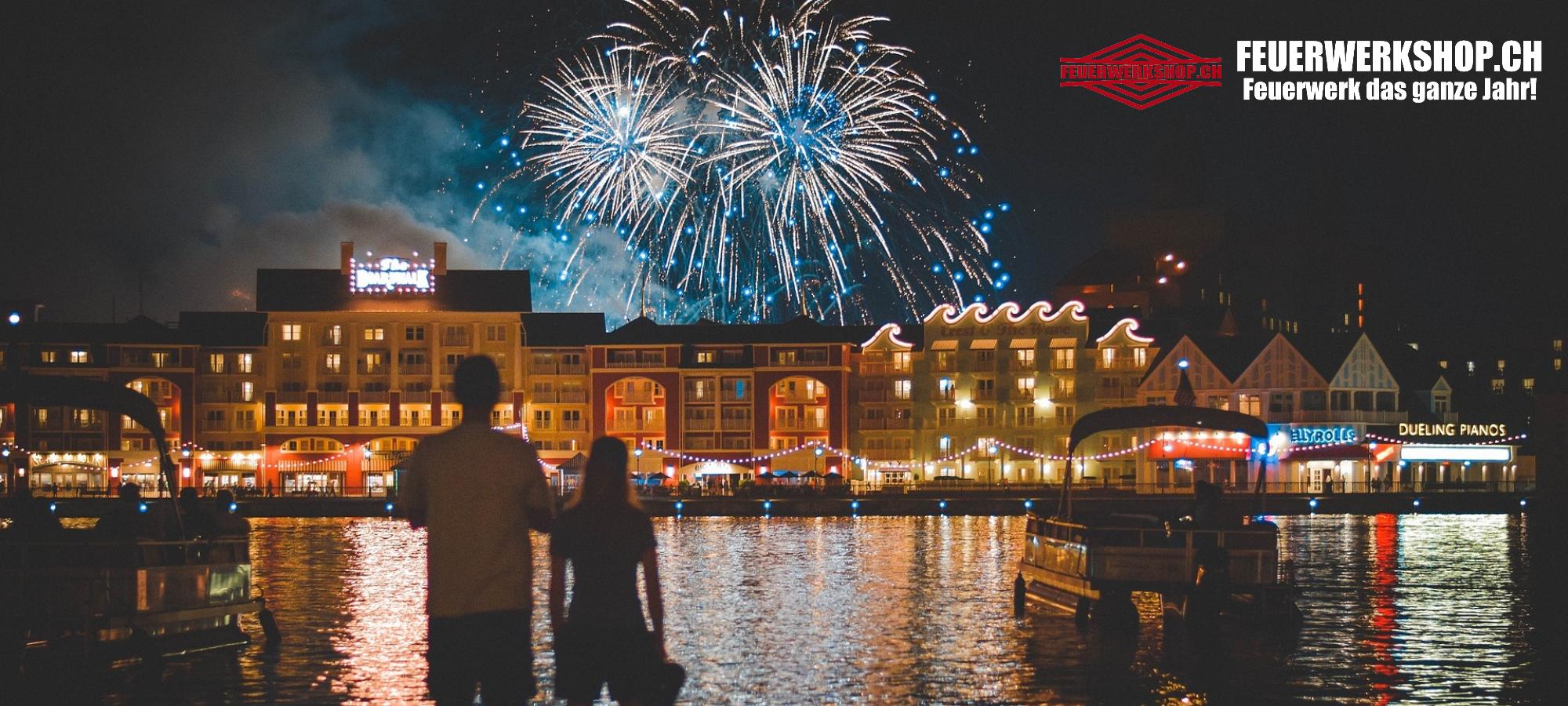 Feuerwerk - Pyrotechnik - Rauchfackeln online kaufen