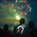 Lautlose Feuerwerksbatterien