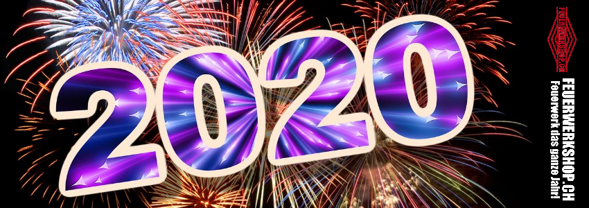Feuerwerk & Pyrotechnik Neuheiten 2020