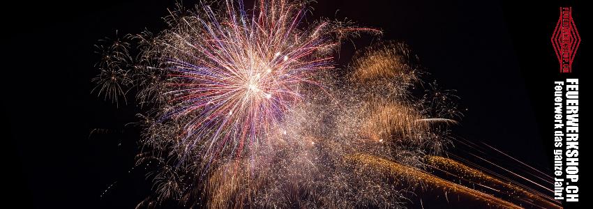 1. August & Silvesterfeuerwerk