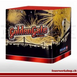 Feuerwerksbatterie *Golden Gate*