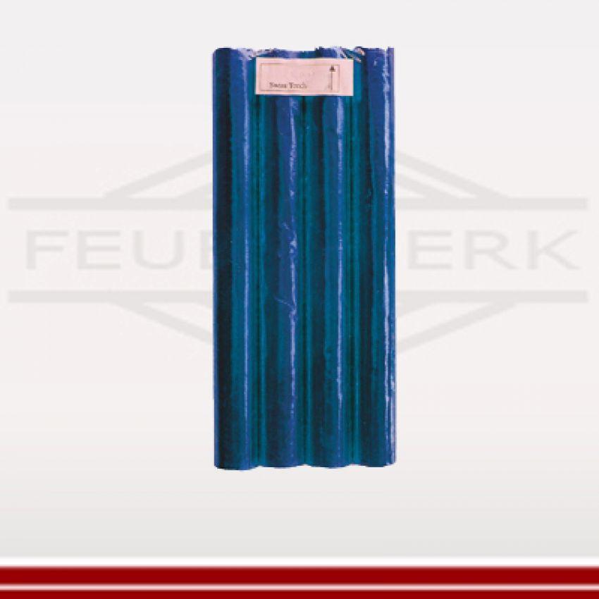 Bühnenfontäne, blau (Bengal-/Feuerlanze)