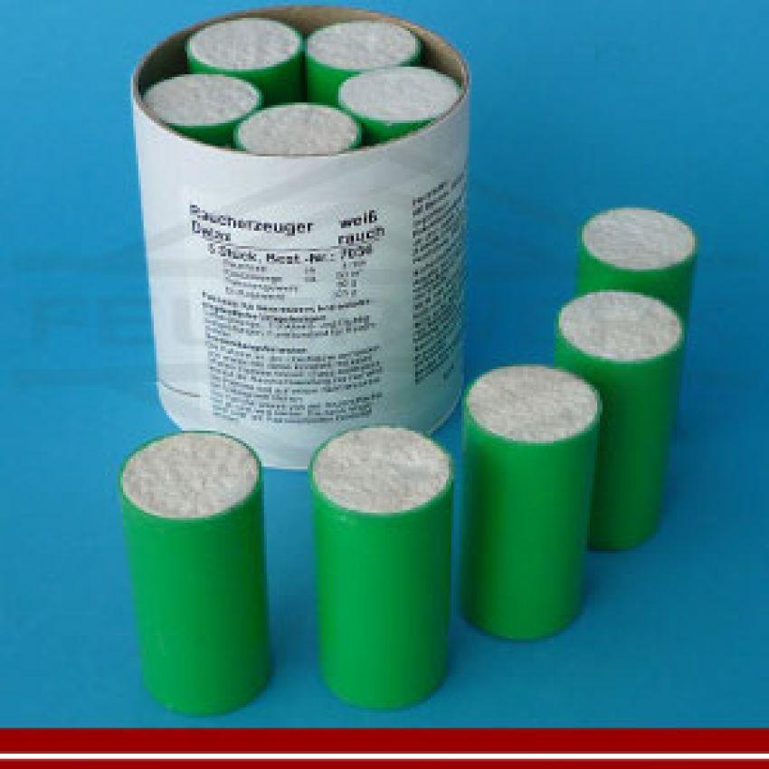 Rauchpatrone AX-60 weiss Pure (Ohne Partikel)