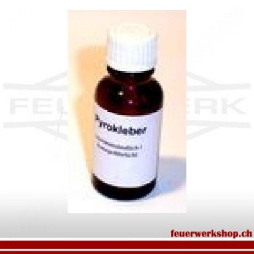 Pyrokleber 50 ml - zur Verklebung verschiedener Pyroartikel