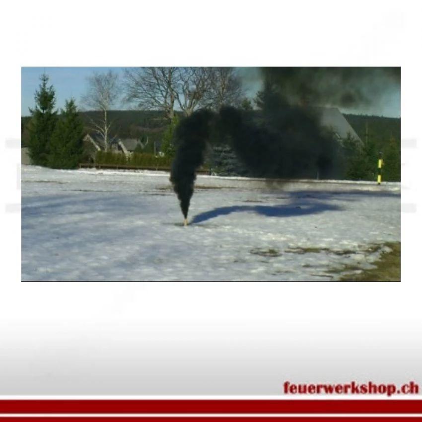 Ultra Rauchtopf Schwarz