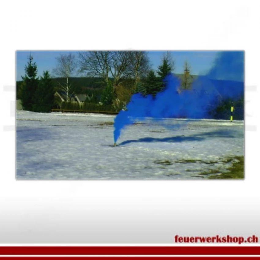 Ultra Rauchtopf Blau