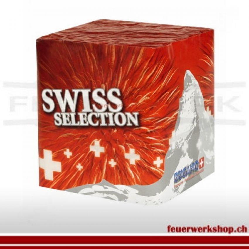 Feuerwerksbatterie Swiss Selection