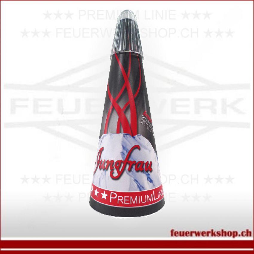 Feuerwerksvulkan - Zuckerstock Jungfrau