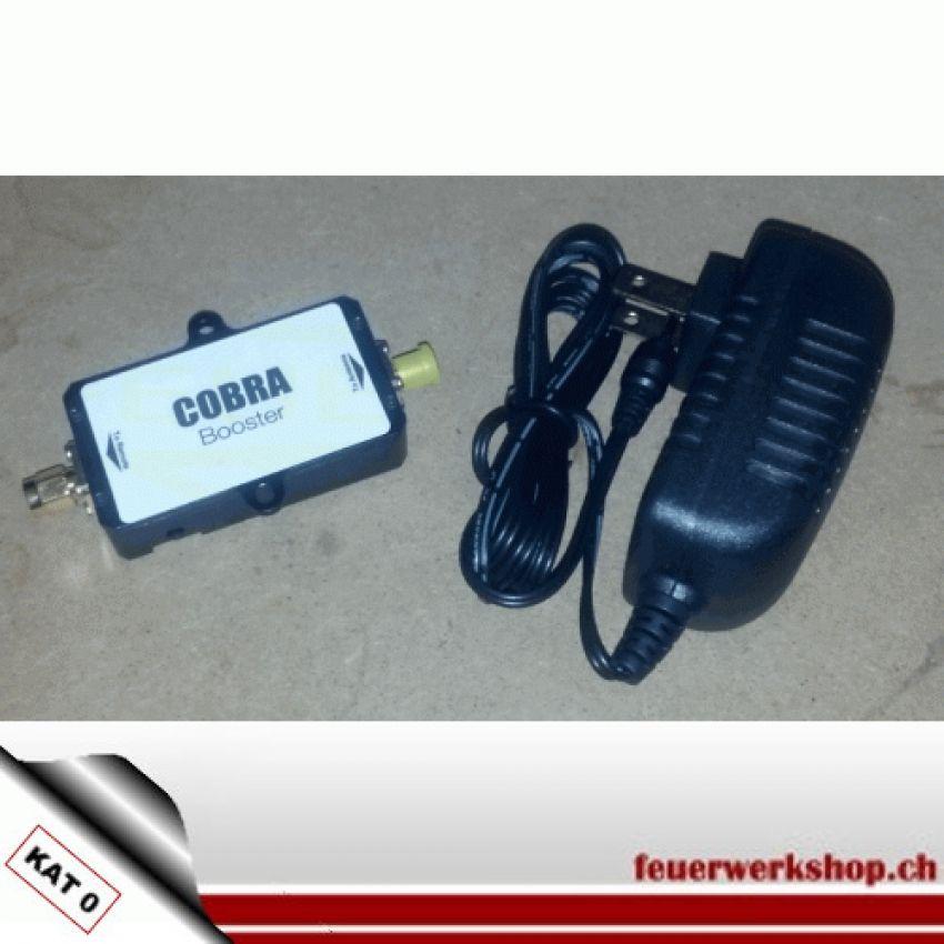 Cobra Booster - Signalverstärker zur Verbesserung der Signalstärke von COBRA Zündanlagen