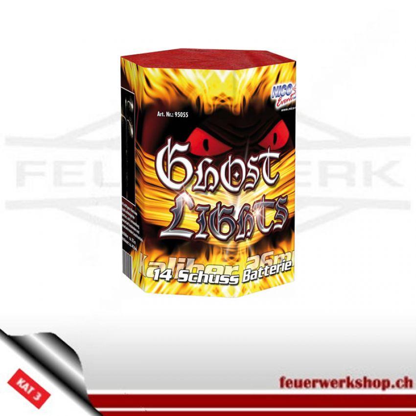 Ghost Light Feuerwerksbatterie von Nico