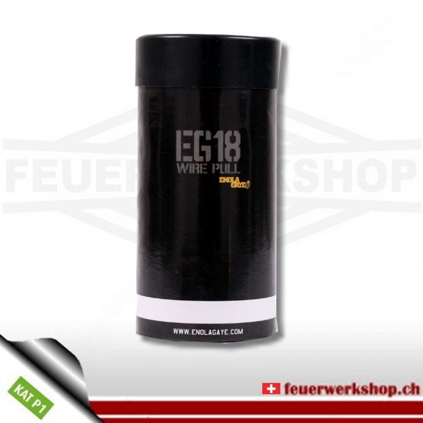 Enola Gaye Rauchgranate Maxi EG 18 weiss