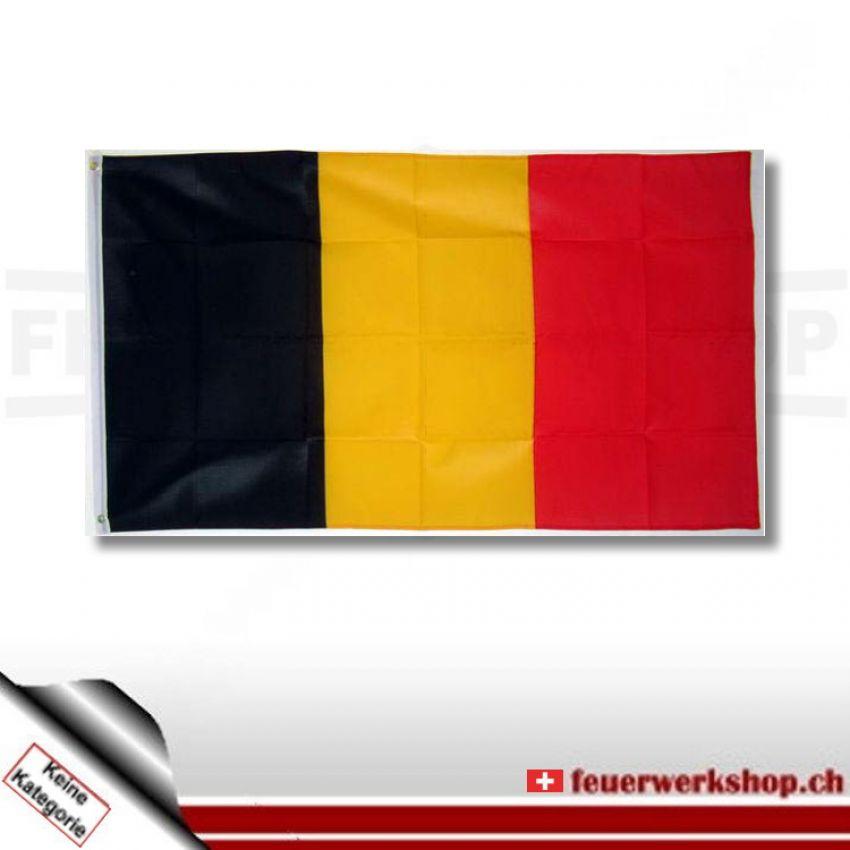 Nationalfahne Belgien