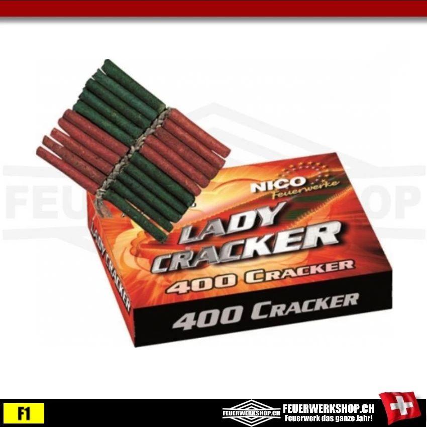 Frauenfürze Lady-Crakers - 400er