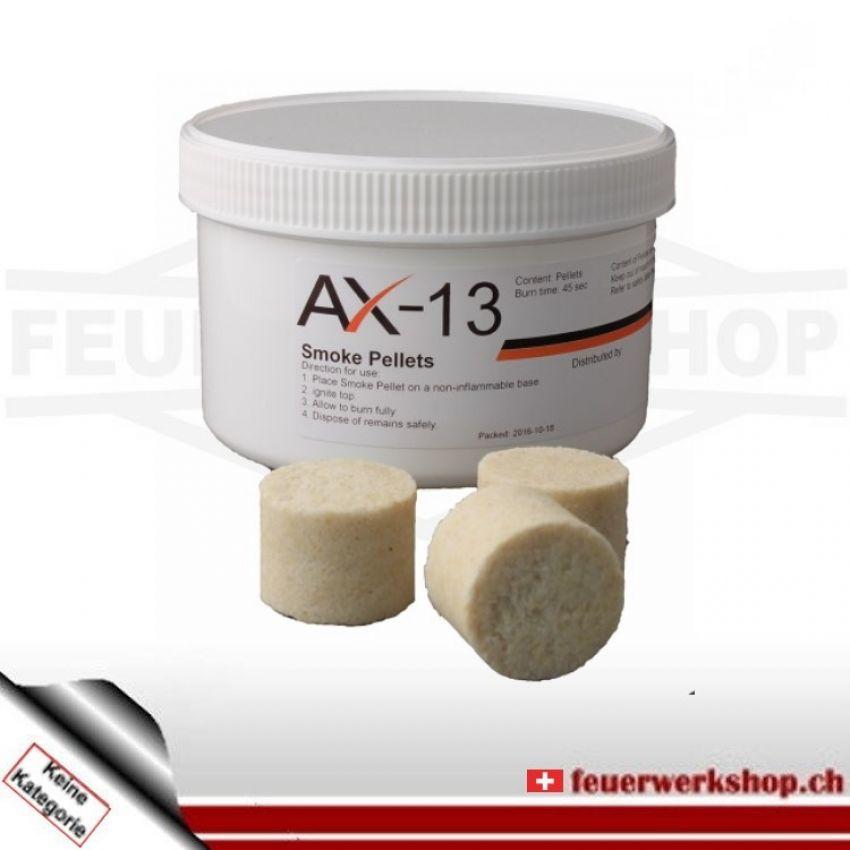 Rauch-Pellets weiss - AX-13 Grosspackung 40Stück