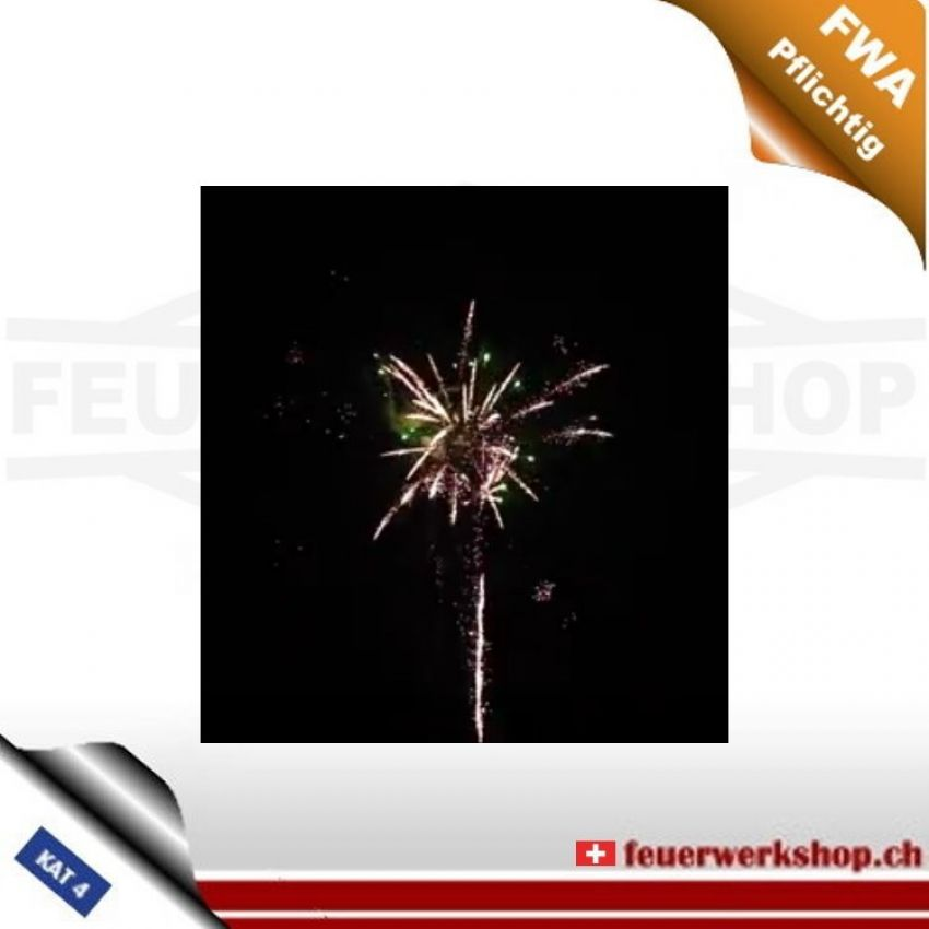 Fire Tree Tail To Fire-Tree Palm w/Green - FWA Batterie