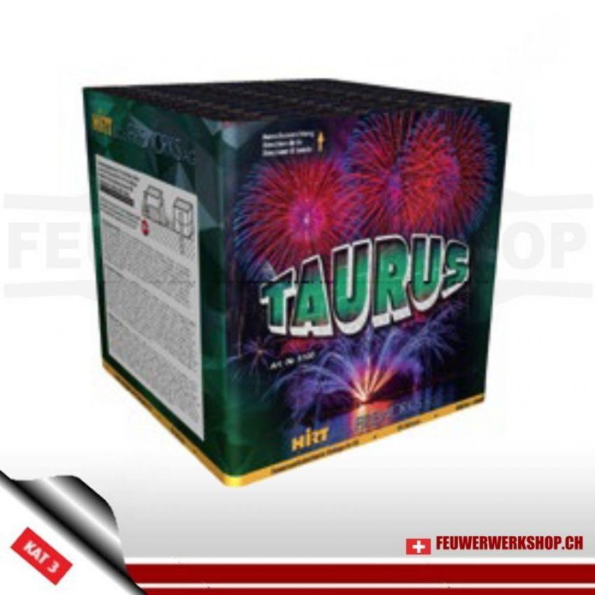 Batteriefeuerwerk *Taurus*
