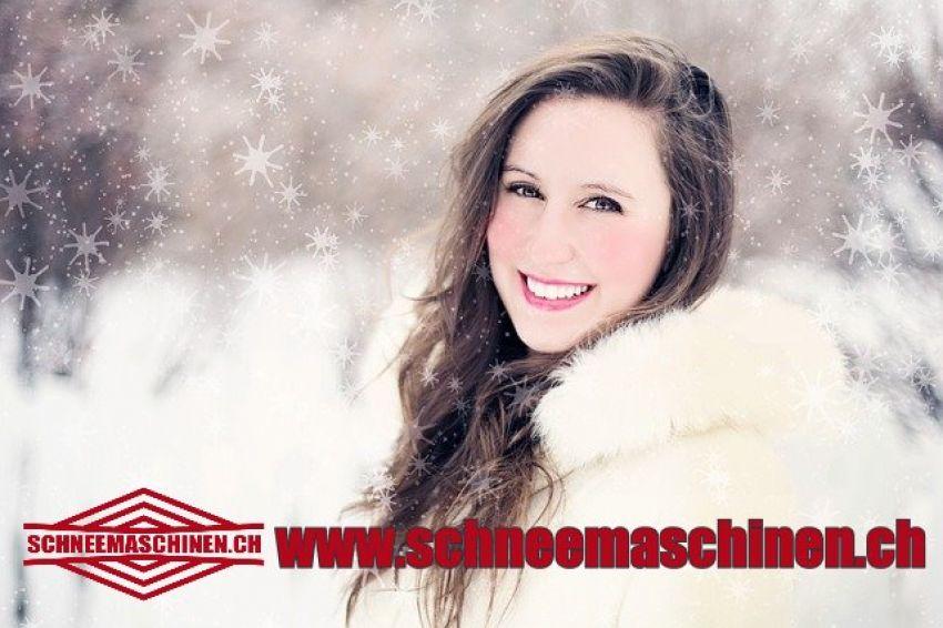 Schnee - Schneemaschinen - Dekoschnee