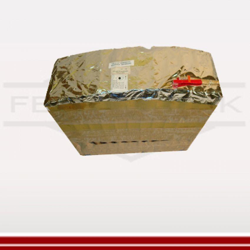 Feuerwerksbatterie FB Silver Strobe Mine