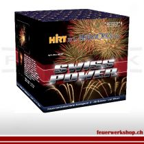 Batteriefeuerwerk *Swiss Power*