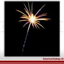 Red Tail_8Sh 45mm (römisches licht - Feuerwerk)