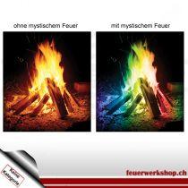 Mystisches - farbiges Feuer