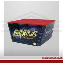 Feuerwerksbatterie Jolly World von Bugano