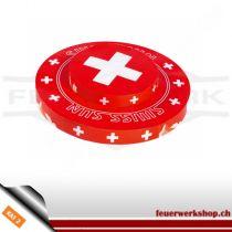 Swiss Sonne - schnell drehende Feuerwerksonne