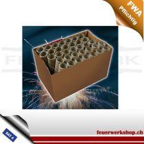 Crackling Palm Grossfeuerwerkbatterie