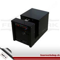 X2 WAVE-FLAMER - fluidbetriebenes Flammensystem mit Moving-Head- Technologie
