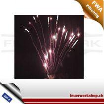 Single Row Feuerwerk-Fächer - SC-3