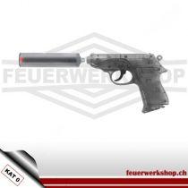 Chäpsli-Pistole PPK, klaiber 25/50