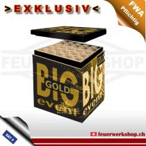 Big Event Gold - Feuerwerksbatterie