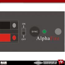 *AlphaFire 4Q* 4 Kanal Funkzündanlage (Vers. 8)