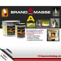 Brandmasse A - Brandgel von SAFEX® (1 liter)