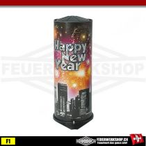 Silvester Tischbome *Happy New Year* gross Maxi