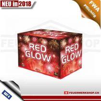 *Red Glow* FWA Feuerwerksbatterie