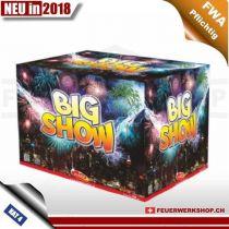 *Big Show* 1 August Feuerwerk