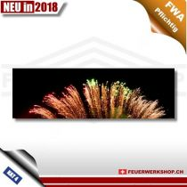 Feuerwerk *Single Line – Three Changed Color Brocade Crown