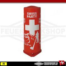 Tischbombe - Tischfeuerwerk Maxi Swiss Party