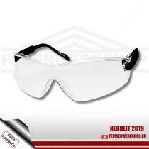 Sicherheits-Schutzbrille mit Klarglas