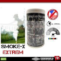 Rauchtopf Extrem in Weiss von Smoke-X