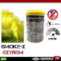 Rauchtopf Extrem in Gelb von Smoke-X