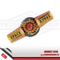 Feuerwerk Sonne *Space Spinner* von Bugano