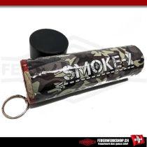 Paintball & Airsoft Rauchgranate in weiß von SMOKE-X