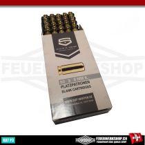 Platzpatronen für Schreckschuss- und Notsignalwaffen 8 mm