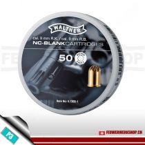 Platzpatronen für 9mm Revolver (SOF)