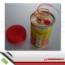 Mr. Smoke Rauchkörper mit Elektrozünder - Rot