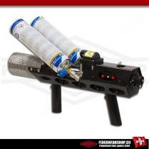 Flammenwerfer - Handfackel GX3 mieten