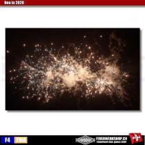 Blinking Stars - F4 Grossfeuerwerkskörper