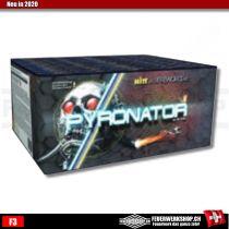 *Pyronator* 78 Schuss Feuerwerk Showbox
